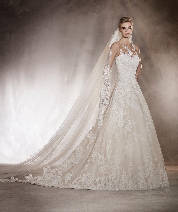 pronovias wiltshire bridal boutique