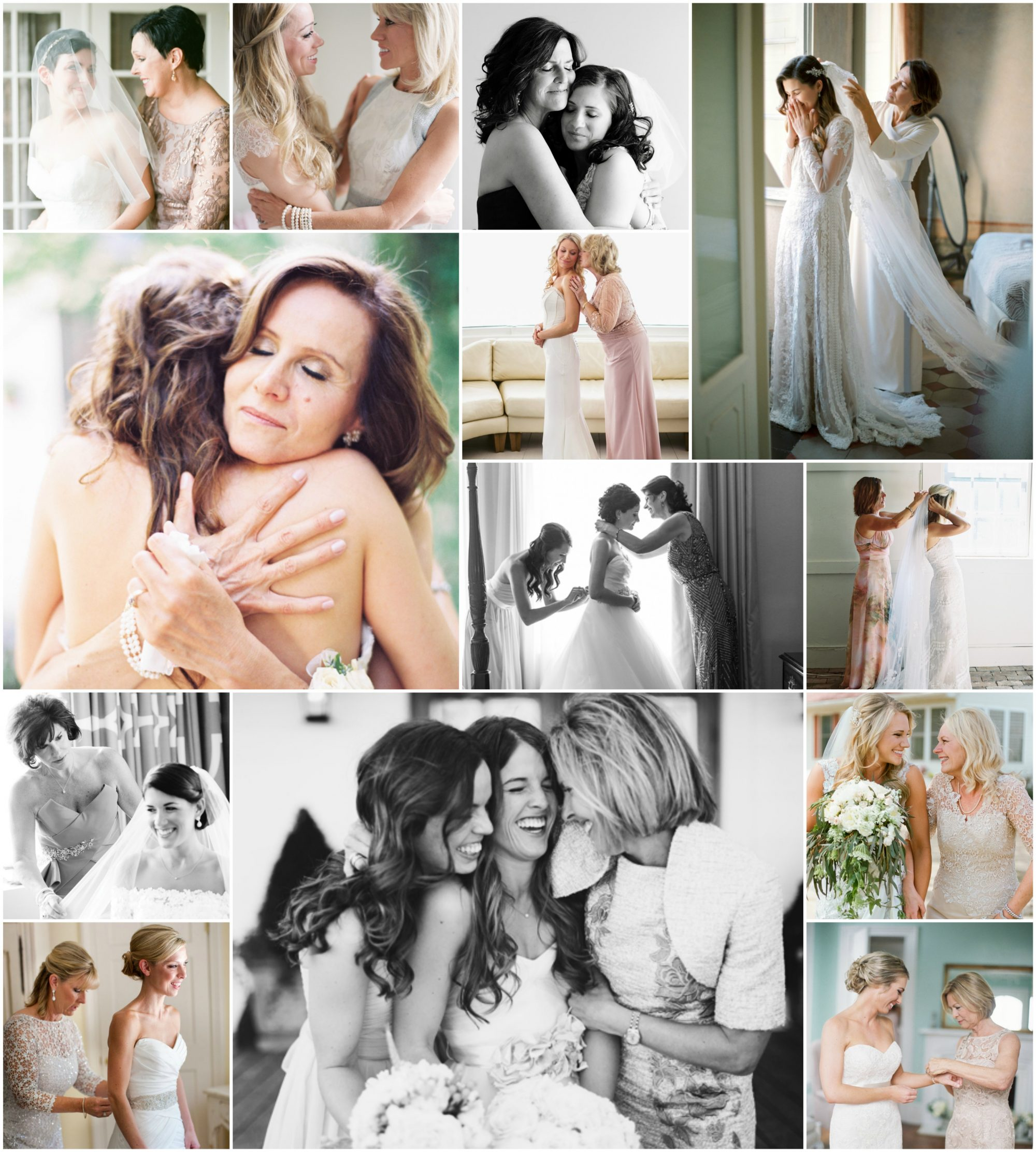 The Most Beautiful Mother of the Bride Moments Ever