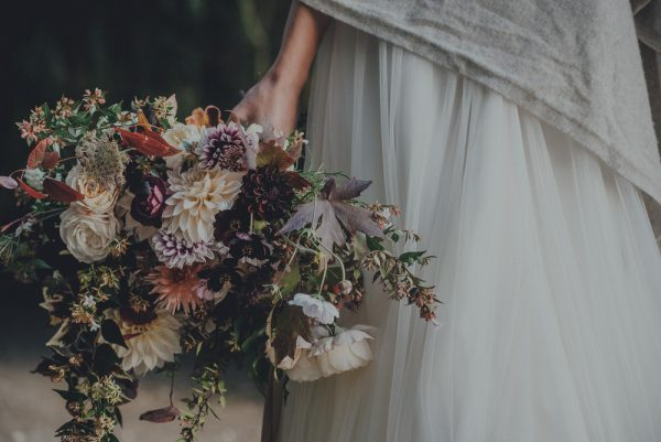 Swoon-Worthy Autumn Wedding Inspiration and Ideas rockmywedding.co.uk - rosstalling.co.uk