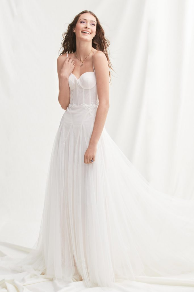 Willowby wedding dress